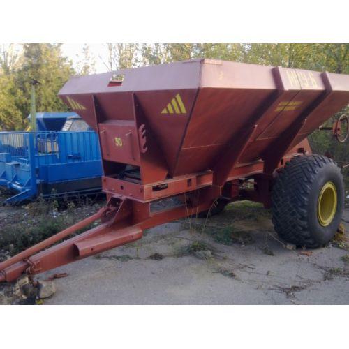 Розкидач мінеральних добрив МВУ-6 | t-i-t.com.ua