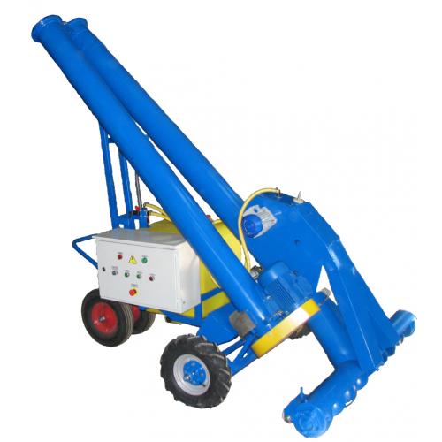 Протруювач насіння ПС-5м | t-i-t.com.ua