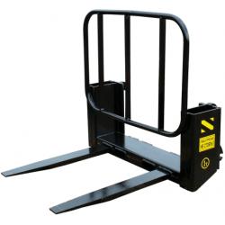 Вилковий захоплювач для палет (піддонів) НТШ-800-04