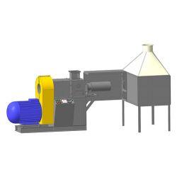 Прес-екструдер ПШ-395 (виробництво брикетів)