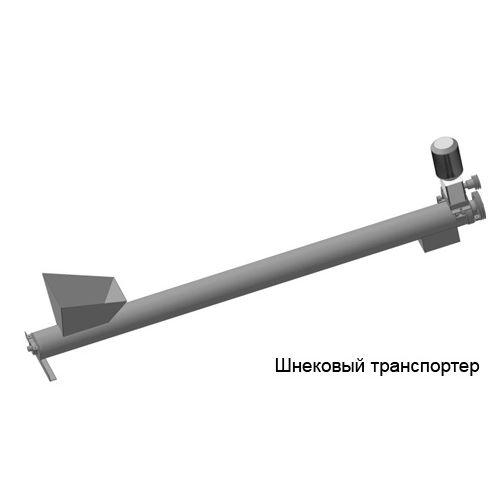 Брикетна лінія ЛПТБ-350 | t-i-t.com.ua