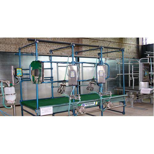 Доїльна установка для невеликих фермерських господарств | t-i-t.com.ua