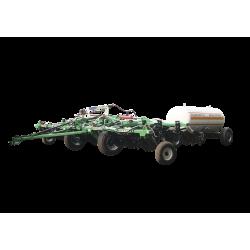 Комплекс для внесення безводного аміаку в ґрунт NitroMaster-9