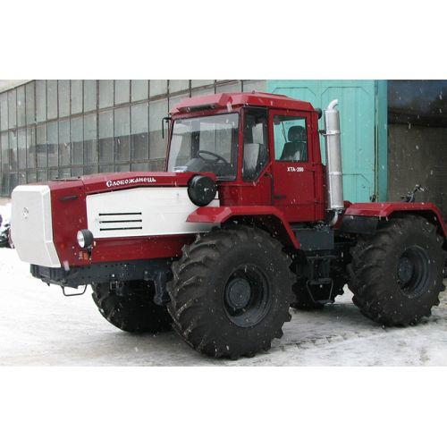 Трактор ХТА-200-10 Слобожанець 210 к.с. (без кондиціонера, аудіосистеми, шини 21.3R24)   t-i-t.com.ua