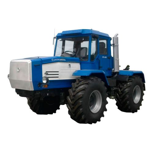 Трактор ХТА-200В Слобожанець Д-260.4 210 к.с. (з кондиціонером, аудіосистемою, шинами 23,1R26) | t-i-t.com.ua
