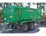 Напівпричіп-самоскид тракторний НПСТ- 24 | t-i-t.com.ua