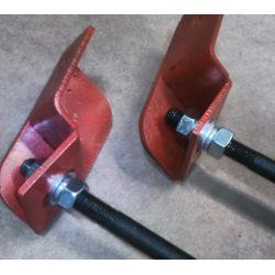 Підтримка металева для відвалів з композитного матеріалу Tekrone плуга ПЛН 3-3,5 (5,35)