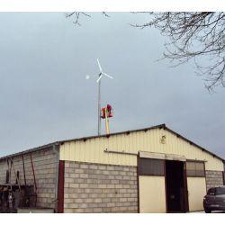 Вітрогенератор E 21