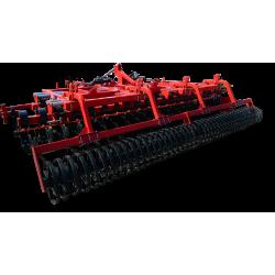 Дисковий лущильник Kobalt MAX Strong-6
