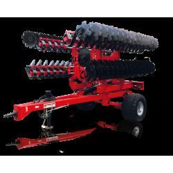 Дисковий лущильник Kobalt MAX Strong-8