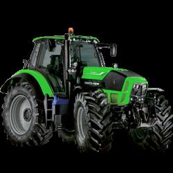 Трактор DEUTZ-FAHR 7250 TTV