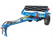 Каток подрібнювач водоналивний гідрофікований КР-6П-01 | t-i-t.com.ua