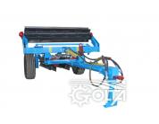Каток подрібнювач водоналивний гідрофікований КР-6П | t-i-t.com.ua