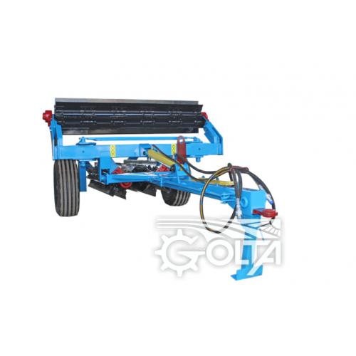 Каток подрібнювач водоналивний гідрофікований КР-6П   t-i-t.com.ua