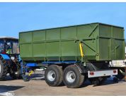 Тракторний самоскидний напiвпричіп ТСП-14 | t-i-t.com.ua