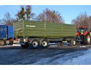 Тракторний причіп 3ТСП-24 (трьохстороннє роз�.. | t-i-t.com.ua