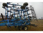 Культиватор К-12 (з боронами пружинними і катками) | t-i-t.com.ua