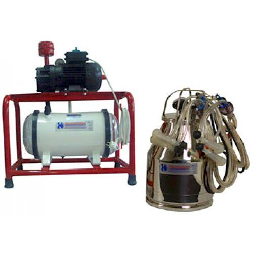 Доїльний апарат КСМ-Стаціонар від 1-40 корів вакуумний насос (сухий) 0,55 КВт | t-i-t.com.ua
