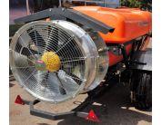Обприскувач вентиляторний напівпричепний ОВП-2000 2мПа | t-i-t.com.ua