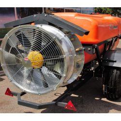 Обприскувач вентиляторний напівпричепний ОВП-2000 2мПа