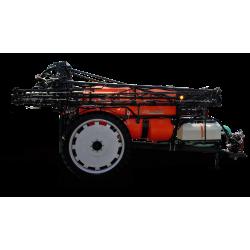 Обприскувач напівпричіпний штанговий ОПШ-3524 (АСУ) з міксером з шинами 9,5/48 , 3-х позиційна головка