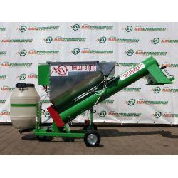 """Протруювач насіння шнековий ПНШ-3 """"Фермер"""" дозатор постійного рівня Живлення - 380В"""