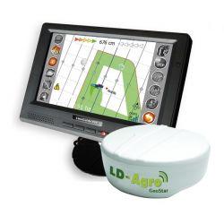 Система паралельного керування Line Guide 300+ антена Leica GeoSpective 2