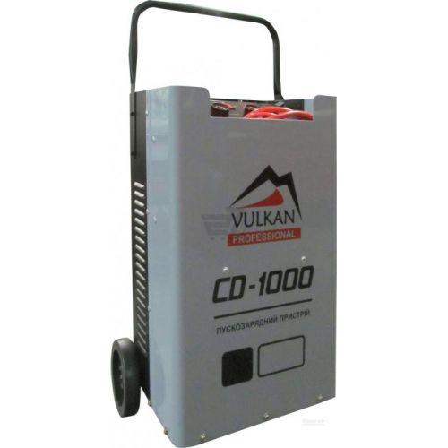 Пускозарядний пристрій Vulkan CD1000 12/24В | t-i-t.com.ua