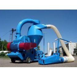 Пневматичний транспортер зерна ПТЗ-14 (зерновий)