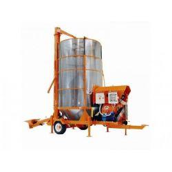Стаціонарна зерносушарка з електродвигуномPRT400/FE (Bio-GAS)