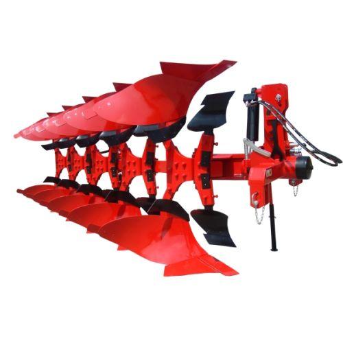 Плуг ALPLER 8-ми корпусний (оборотний, рама 140х140х40 мм, з дисковим ножем) | t-i-t.com.ua