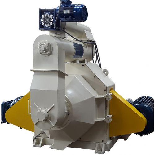 Гранулятор GRP-1.5 | t-i-t.com.ua