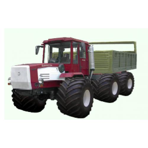 Спеціалізований трактор ХТА-300 Слобожанец (Д-262.2S2, 250 к.с., колісна база 6х6)   t-i-t.com.ua