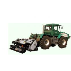 Трактор ХТА-200 Слобожанець  Д-260.4 210 к.с. з каменеподрібнювальним обладнанням STC/R 200