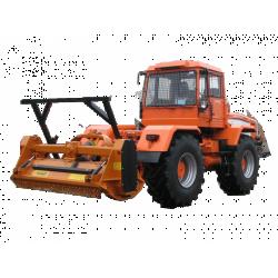 Трактор ХТА-200-02 Слобожанець Д-260.4 (210 к.с.) з фронтальним навантажувальним пристроєм