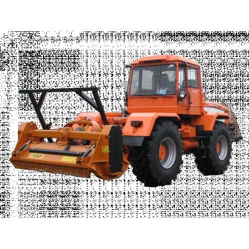 Трактор ХТА-200-02 Слобожанець Д-260.4 (210 к.с.) з фронтальним навантажувальним пристроєм | t-i-t.com.ua