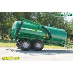 Машина для внесення рідких органічних добрив МЖУ-16