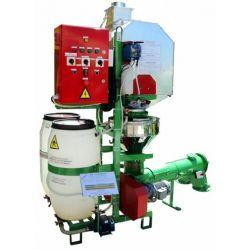 Протруювач камерний стаціонарний ПКС-20 (К) порційний дозатор (нержавіюче виконання)