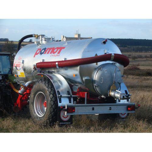 Розкидувач T 544/3 MINIMUM (для рідких органічних добрив, ємність - 8000 л)   t-i-t.com.ua