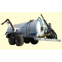 Вакуумний напівпричіп-цистерна ВНЦ-6/1 (для води і рідких органічних добрив, ємність 6 м.куб.)