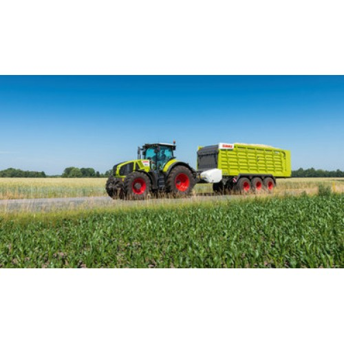 Трактор CLAAS AXION 920