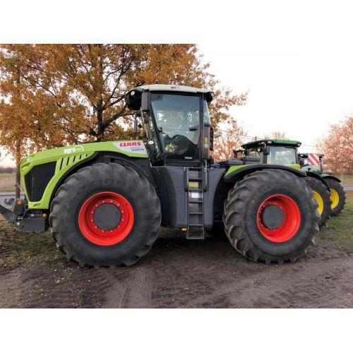 Трактор CLAAS XERION 4000   t-i-t.com.ua