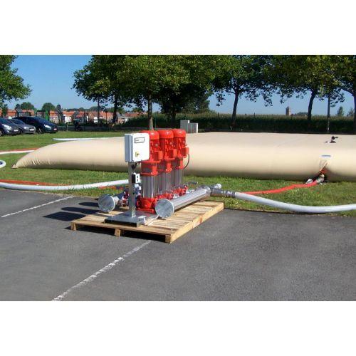 Резервуари для зберігання води і рідких добрив FlexTank FT050F 50 м3   t-i-t.com.ua