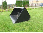 Ковш для сипучих матеріалів LS-2,0 | t-i-t.com.ua
