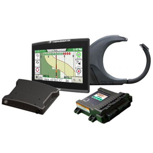 Система автопилоту (G7 Plus Farmnavigator + C-Box + Auto-steering Kit (P3MJ52UWAM) | t-i-t.com.ua