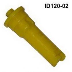 Розпилювач ID 120-02  інжекторний (пластик)  -  6ID.367.56.00.00.0