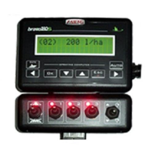 Комп'ютер BRAVO-180  (система автоматичного керування для обприскувачів, 3 секції) | t-i-t.com.ua