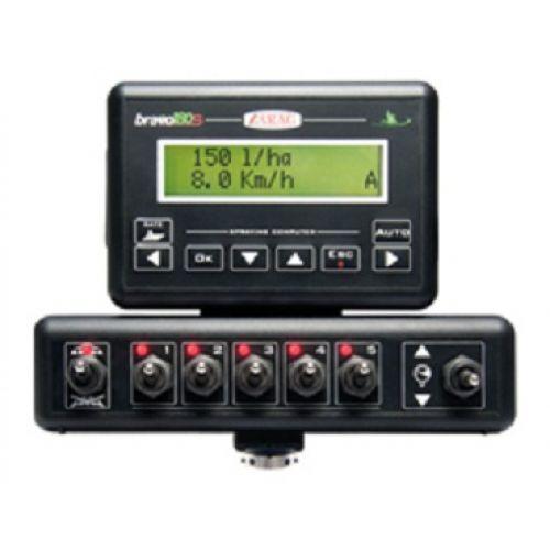 Комп'ютер BRAVO-180  (система автоматичного керування для обприскувачів, 5 секцій) | t-i-t.com.ua