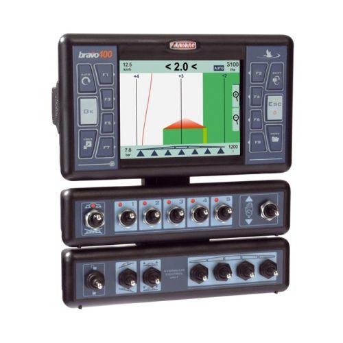 Комп'ютер BRAVO-400  (система автоматичного керування для обприскувачів, з GPS-навігатором)   t-i-t.com.ua