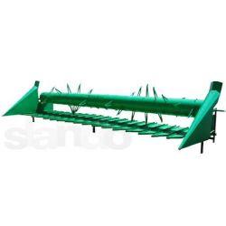 Пристосування для збору соняшника ПС-4А-02 до зернозбиральних комбайнів КЗС-3